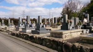 三重県桑名市墓地