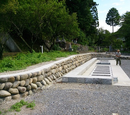 墓地整備 新規墓地の造成 大垣市安楽寺様