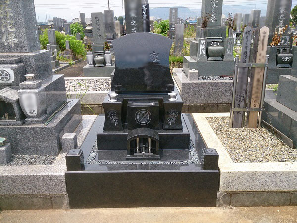 大垣市 北部霊園 お墓建立