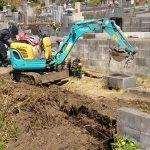 お墓の価格(値段・費用)の仕組みと相場|⑤工事の価格
