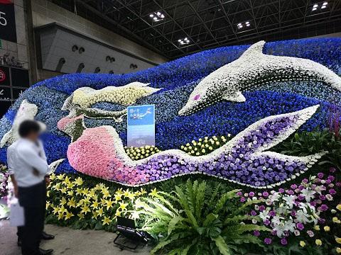 東京都 青山霊園で打ち合わせ、ジャパンストーンショー2017