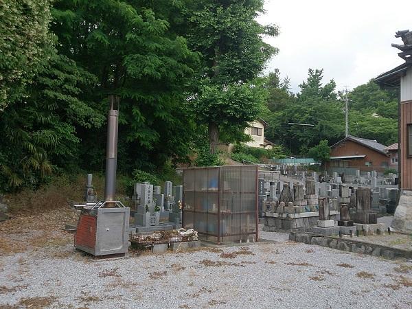 大垣市 東光寺墓地