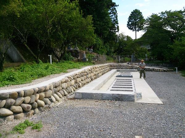 大垣市 墓地造成・整備工事