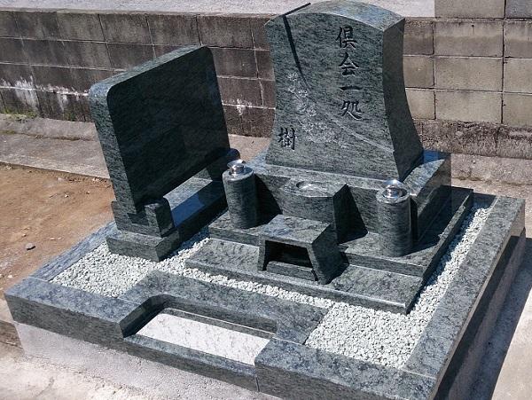大垣市 法泉寺墓地 お墓建立